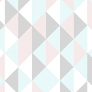 Kaleidoscope Triangles Removable Wallpaper
