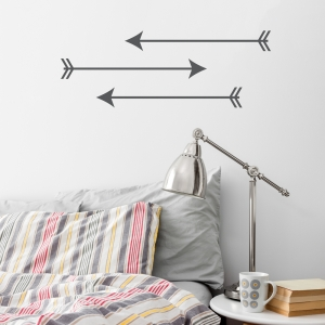 Arrow Trio Wall Art Decal