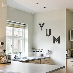 YUM Wall Decal