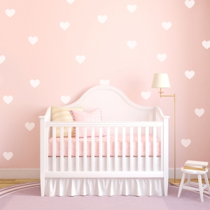 Hearts Desire Wall Decal