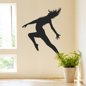 Dancer Wall Decal