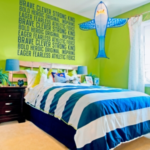 Adjectives Wall Quote Decal