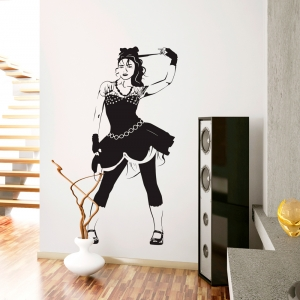 Madonna Wall Decal