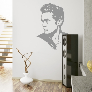 James Dean Wall Decal