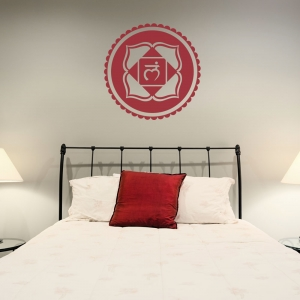 Root Chakra Wall Decal