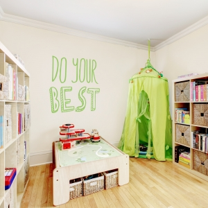 Do Your Best Wall Quote Decal