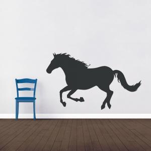 Running Horse Wall Art Decal