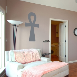 Ankh Wall Art Decal