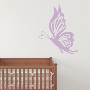 Butterfly Wall Art Decal
