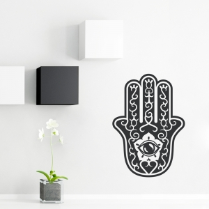 Hamsa Wall Decal