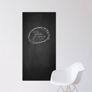 Chalkboard wall decals chalkboard wall stickers wallums chalkboard wall decal 24 x 48 sheet gumiabroncs Gallery