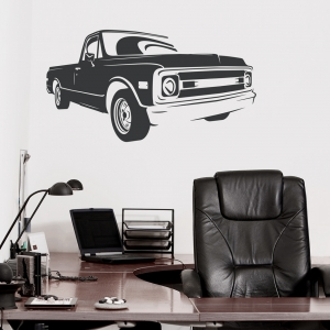 1970 Chevy PIckup Wall Decal