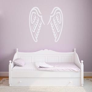 Angel Wings Wall Decal