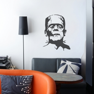 Frankenstein Wall Decal
