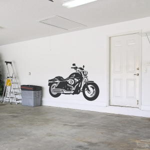 Harley Wall Decal