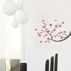 Sakura Branch Wall Decal