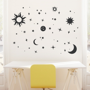 Galaxy Wall Decal