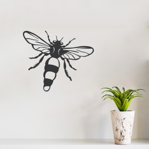 Wasp Wall Decal