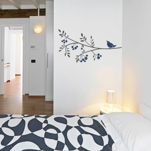 Berry Branch Wall Decal