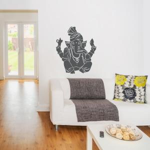 Ganesha Wall Decal