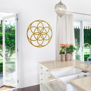 Seed of Life Wall Decal