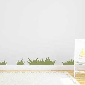 Set o' Grass Wall Decal