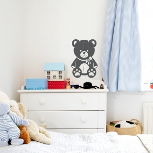 Teddy Bear Wall Decal