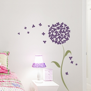 Hydrangeas Wall Decal