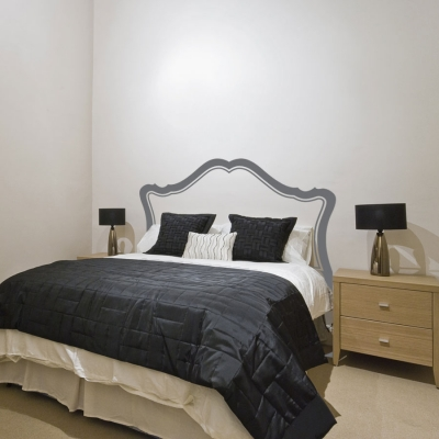 Marianne Headboard Wall Decal