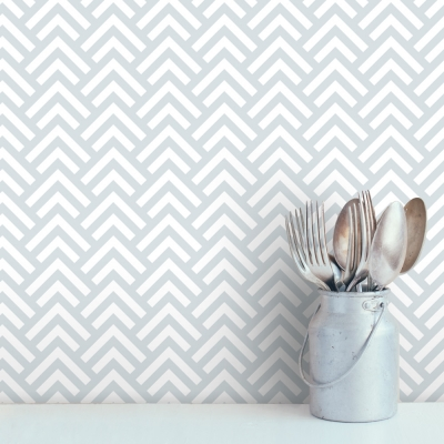 Line Scales Removable Wallpaper Tile