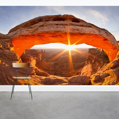 Mesa Arch Wall Mural
