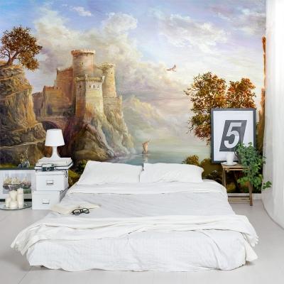 Fairy Tale Kingdom Wall Mural