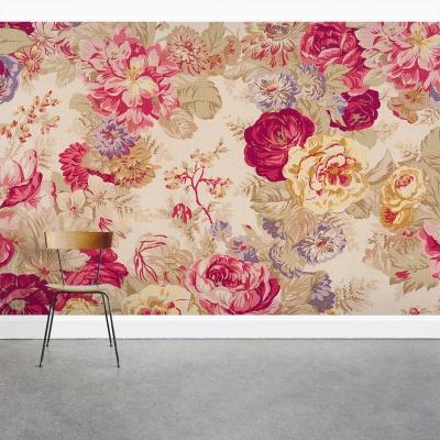 Fleur De Jour Wall Mural
