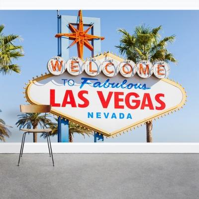 Fabulous Las Vegas Wall Mural