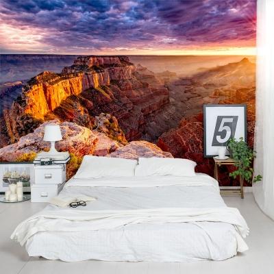 Sunrise in Grand Canyon Wall Mural
