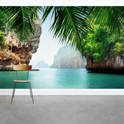Journey into Thailand Wall Mural