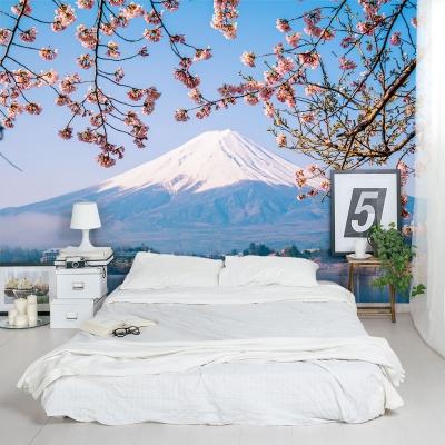 Mount Fuji Wall Mural