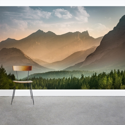 Alberta Wilderness Wall Mural
