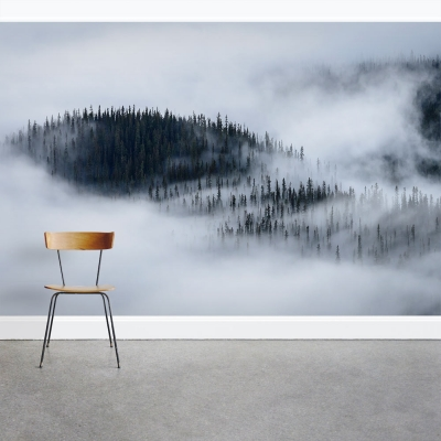 Smokey Mountain Wall Mural