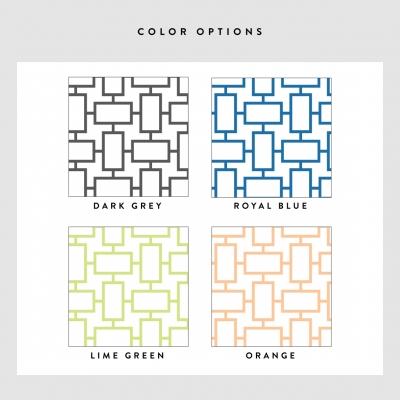 Box Flip Removable Wallpaper Colors