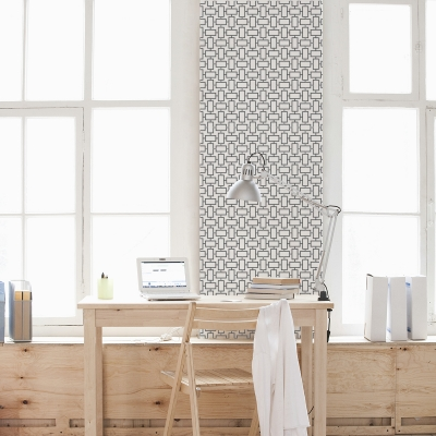 Box Flip Removable Wallpaper Tiles