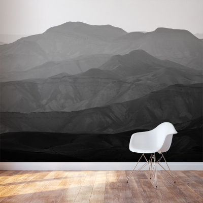 Mountains of the Judaean Desert Wall Mural