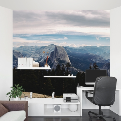 Yosemite Panorama Wall Mural