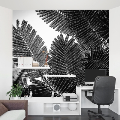 Natural Geometries I Wall Mural