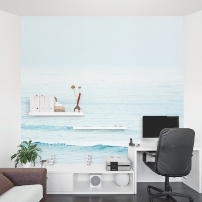 Winter Surfing III Wall Mural