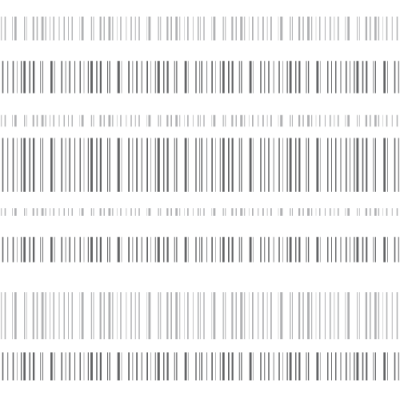 Barcode Blitz Removable Wallpaper