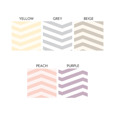 Chevron Wallpaper Colors