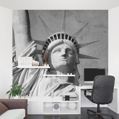 Statue Of Liberty Office Wall Mural