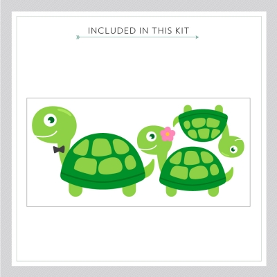 Turtle Family Kit