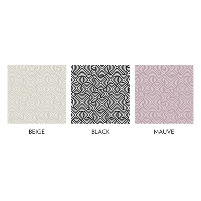 Swirl Removable Wallpaper Tile Colors